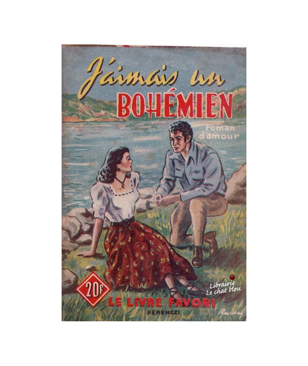 N° 1173 - J'aimais un bohémien par O. de Palma