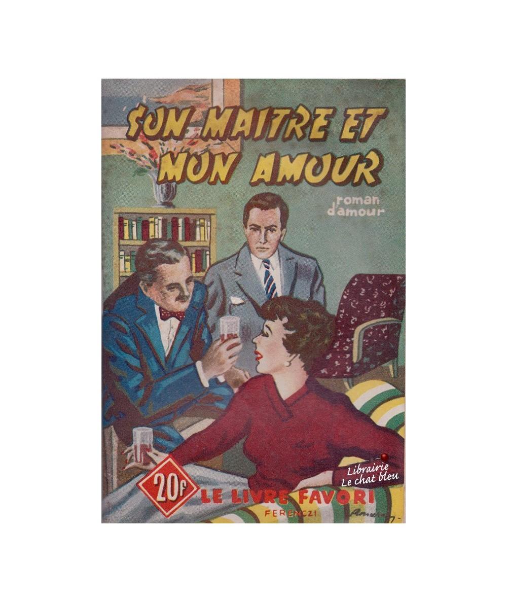 N° 1168 - Son maître et mon amour par Jacques Sanluys