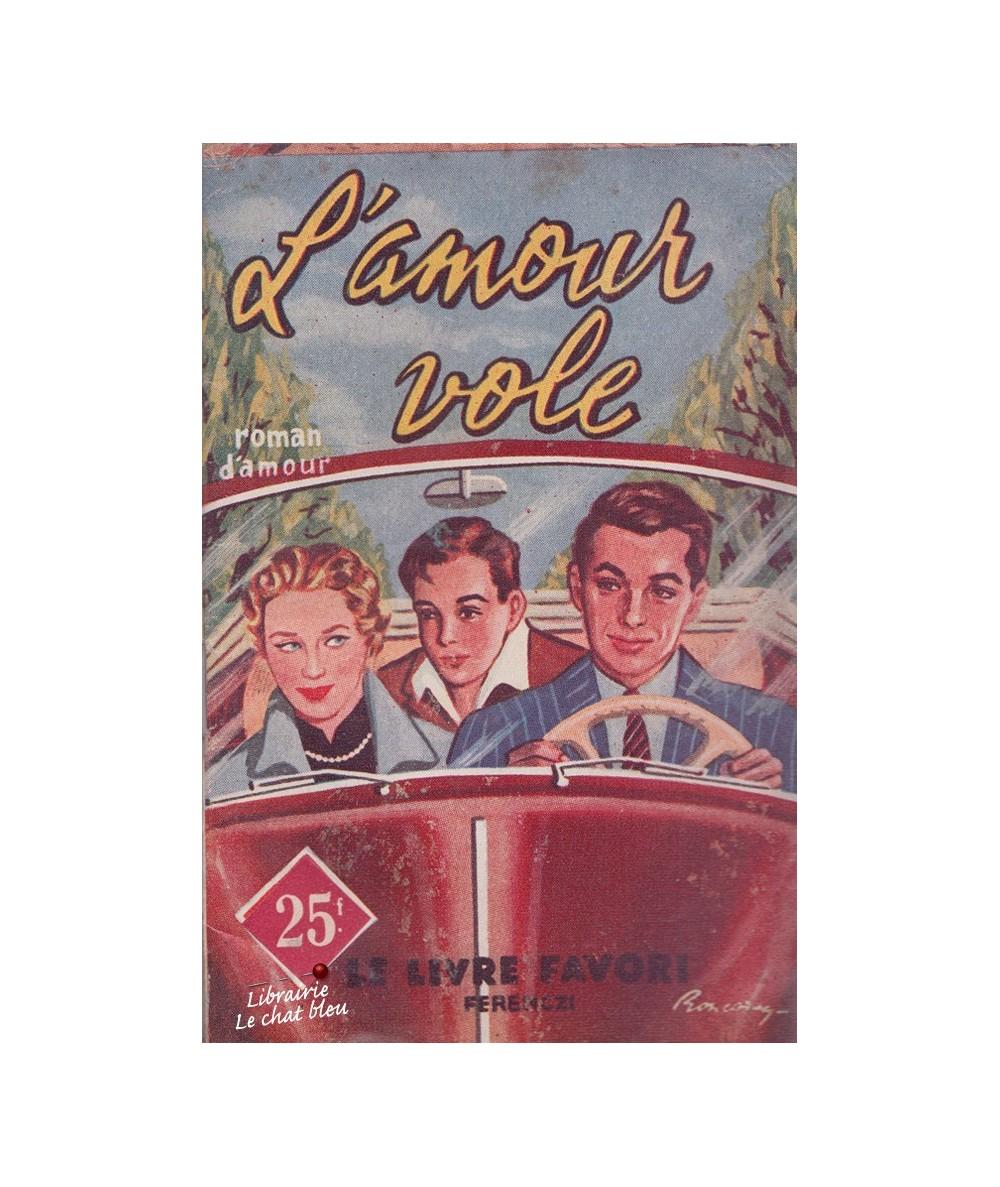 N° 1163 - L'amour vole par Jean Delhat
