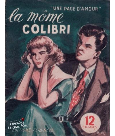 La môme Colibri (Claude Val) - Une page d'amour N° 20