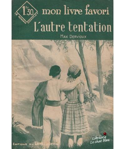 N° 1021 - L'autre tentation par Max Dervioux