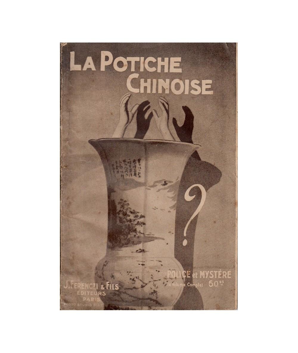 N° 220 - La Potiche Chinoise (André Charpentier) - Police et Mystère