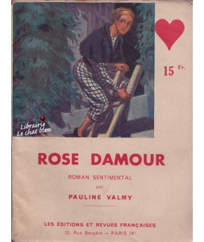 Rose Damour (Pauline Valmy) - Le Carré d'As
