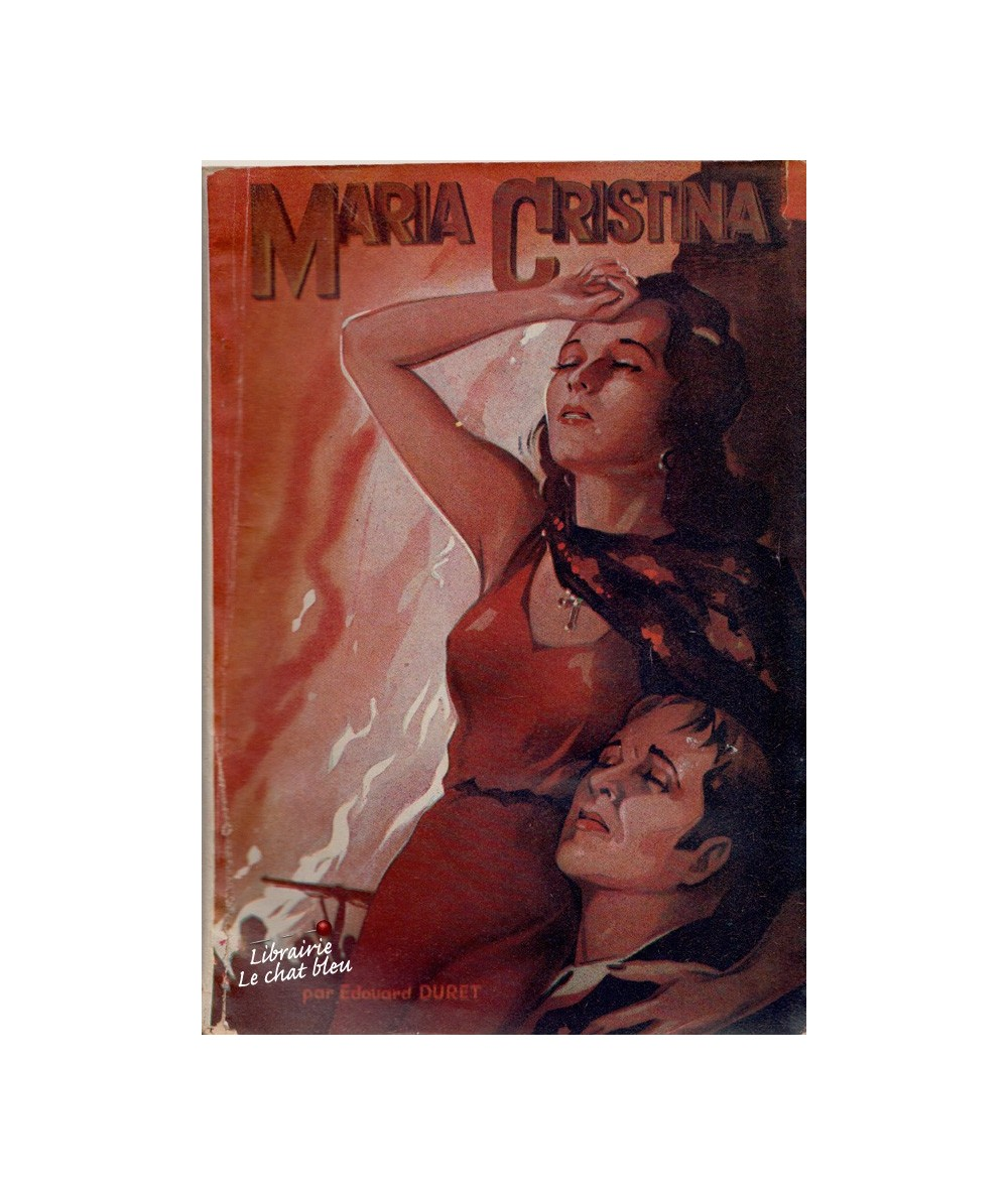 Maria Cristina (Edouard Duret) - Collection « Rose Pourpre »
