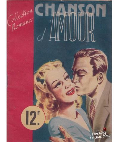 Chanson d'amour (Claude Valmont) - Collection Romance