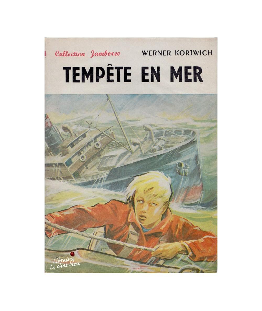 N° 45 - Tempête en mer par Werner Kortwich