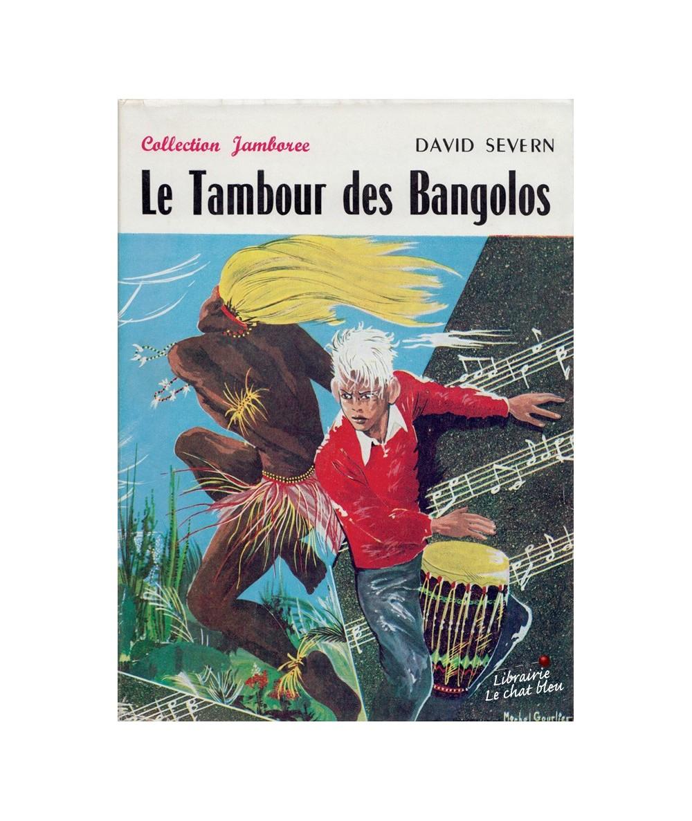 Jamboree N° 32 - Le Tambour des Bangolos (David Severn)
