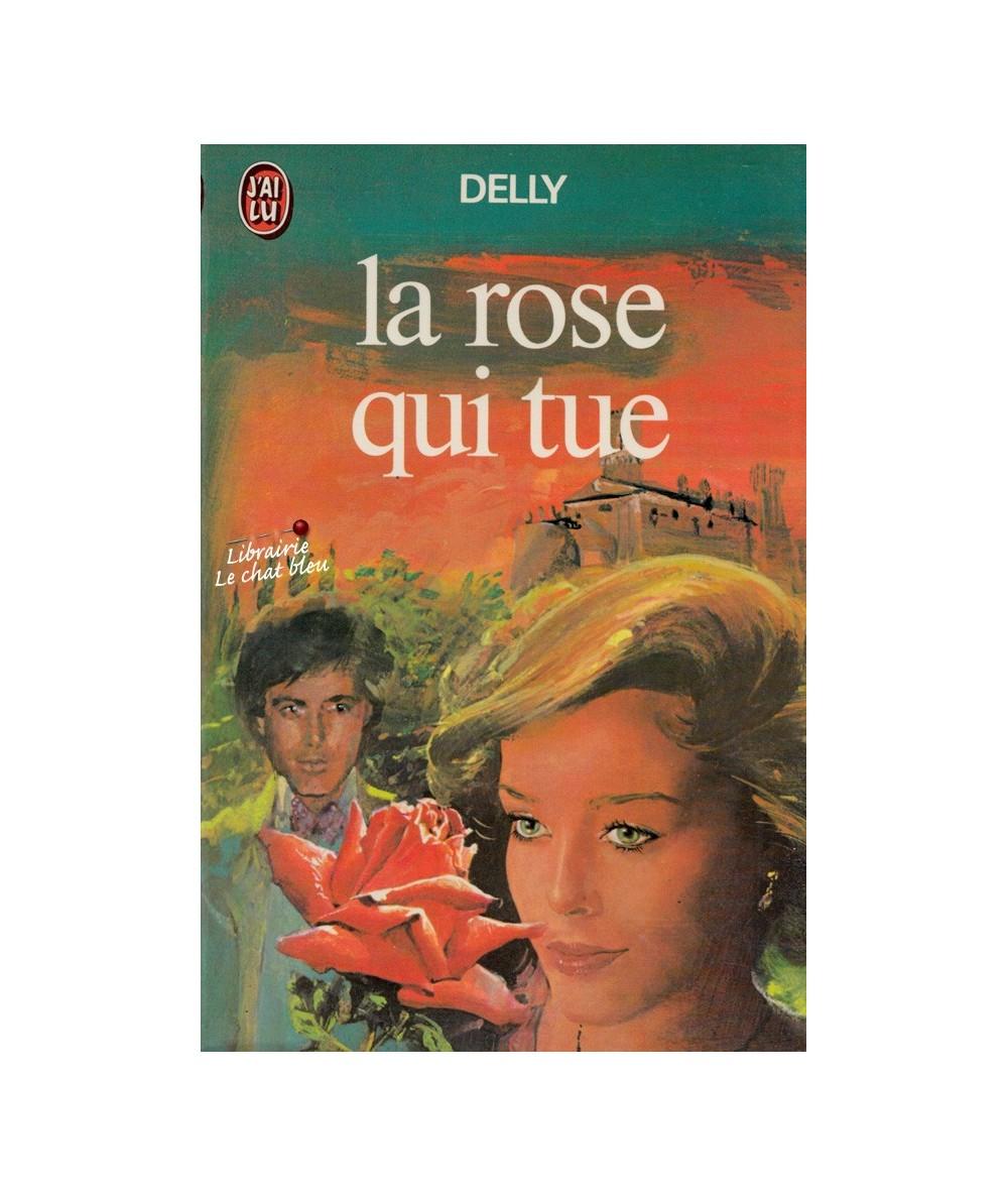 N° 921 - La rose qui tue de Delly