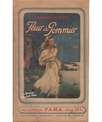 N° 14 - Fleur de Pommier (Marguerite Geestelink) - Collection Fama