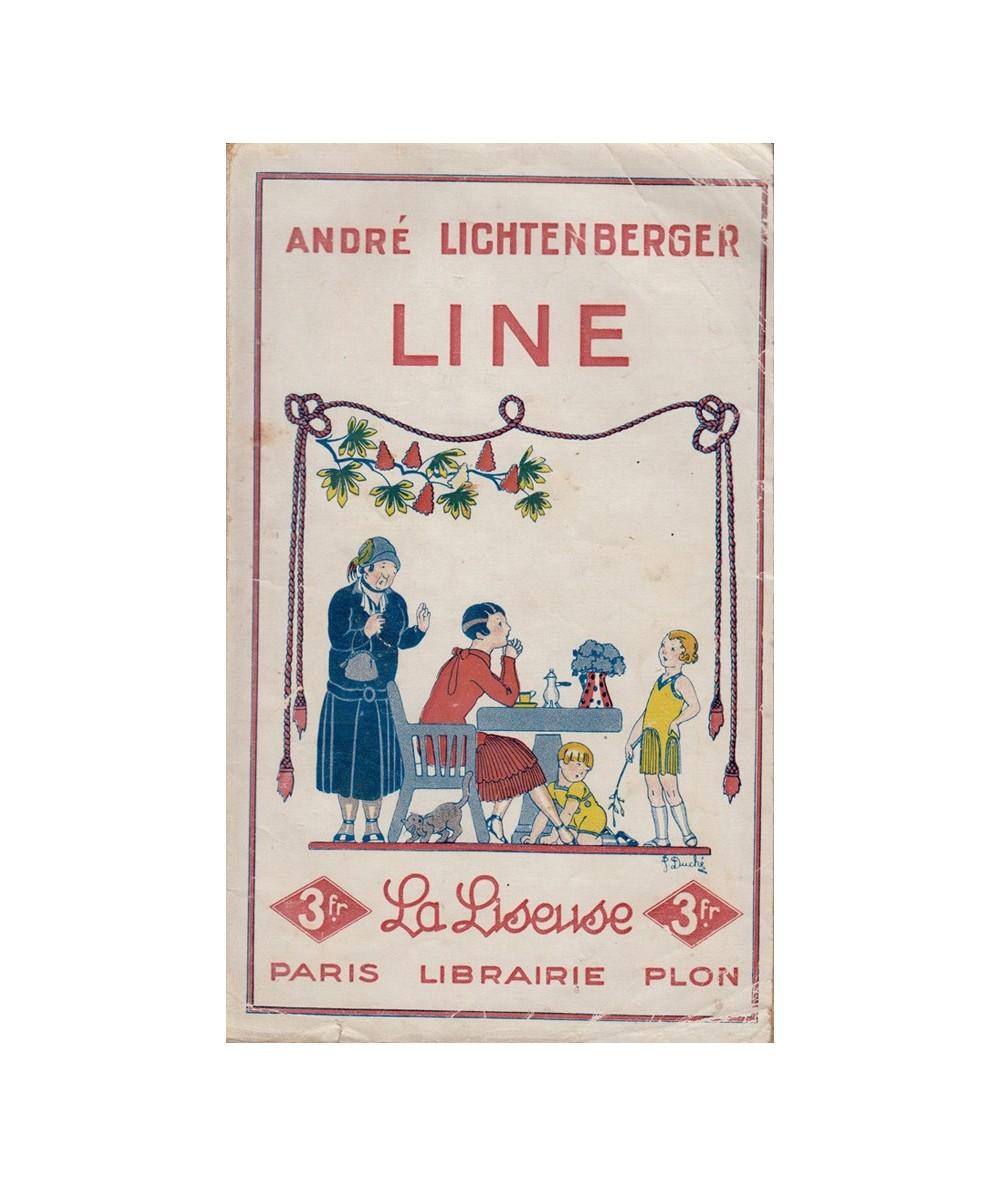 N° 83 - Line par André Lichtenberger - Collection La Liseuse
