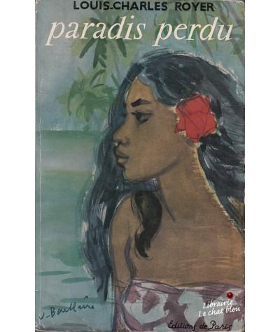 Paradis perdu (Louis-Charles Royer) - Série Blonde