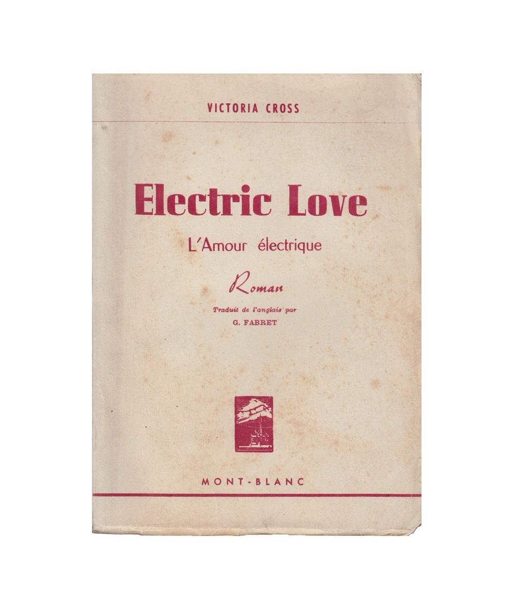 Electric Love (L'amour électrique) par Victoria Cross