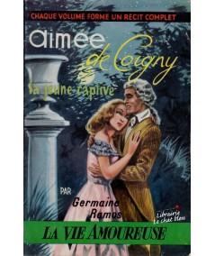 Aimée de Coigny, la jeune captive (Germaine Ramos) - La Vie Amoureuse N° 30