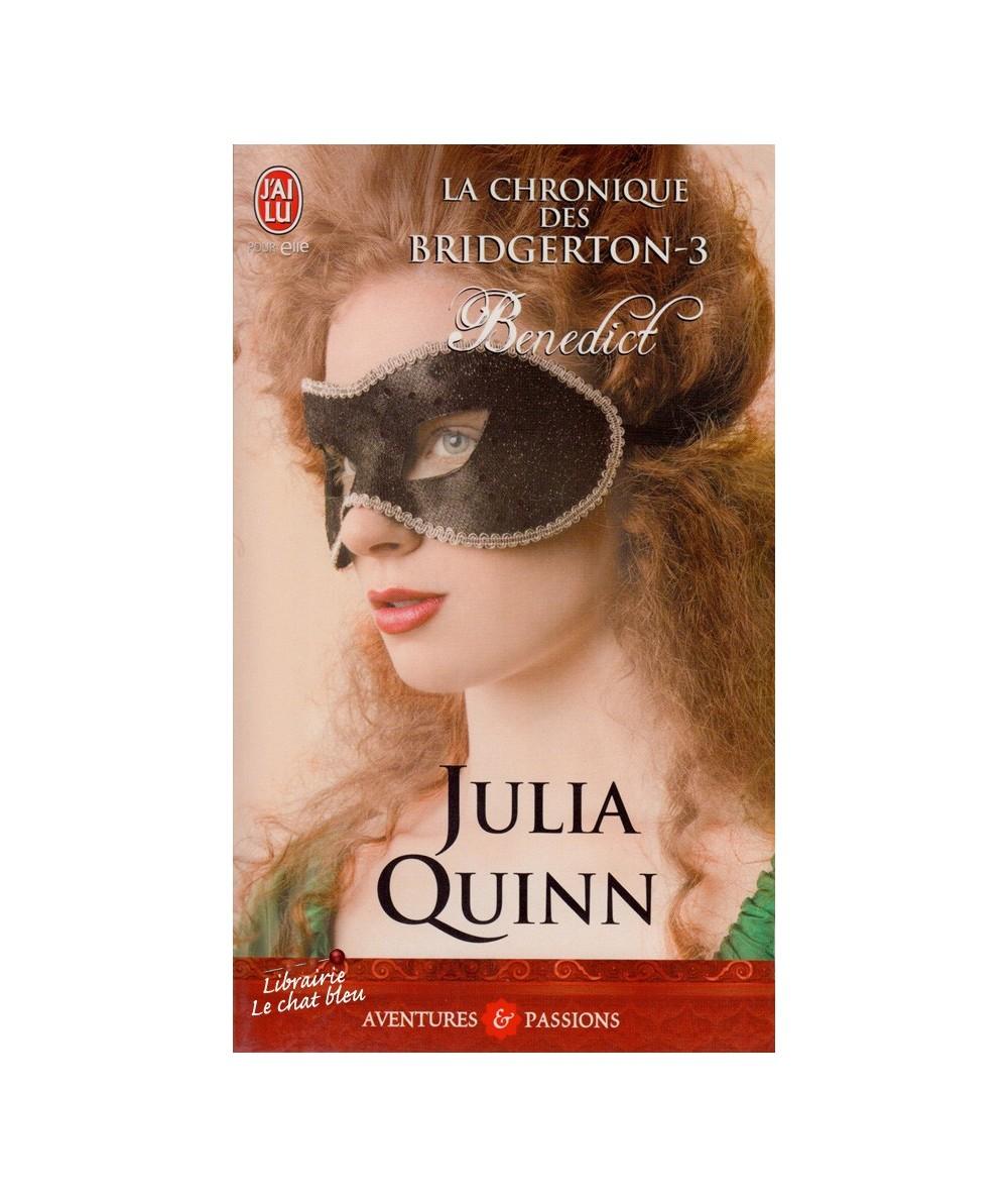 N° 9081 - Benedict (Julia Quinn) - Tome 3. La chronique des Bridgerton