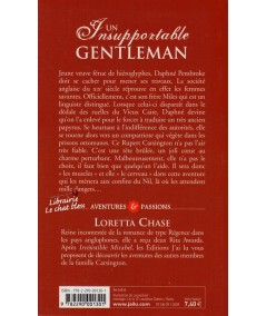 Un insupportable gentleman (Loretta Chase) - Tome 2. Les Carsington