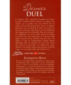 Le dernier duel (Elizabeth Hoyt) - Tome 3. Les trois princes