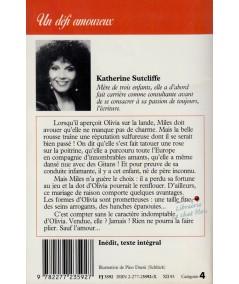 Un défi amoureux (Katherine Sutcliffe) - J'ai lu N° 3592