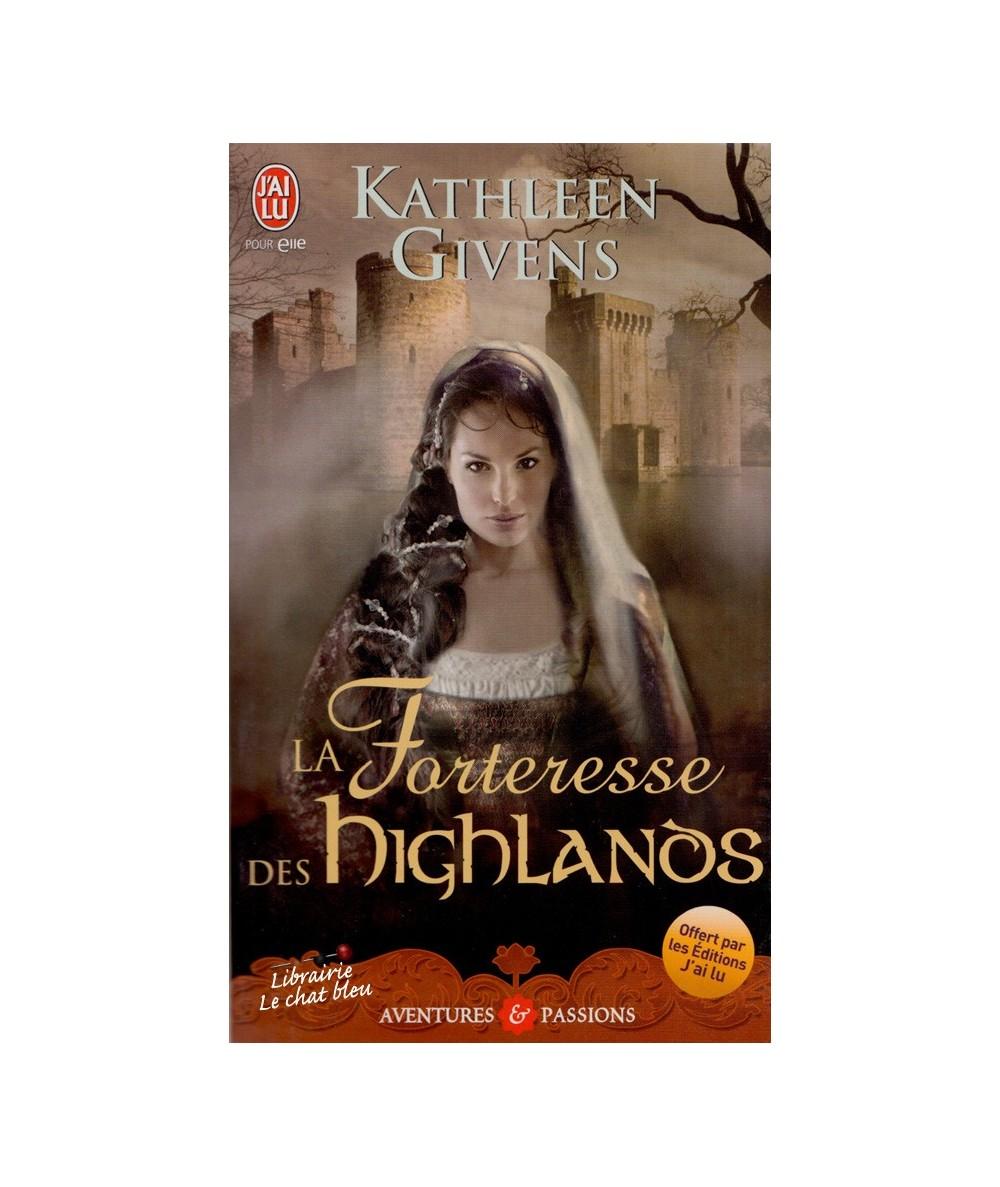 N° 8923 - La Forteresse des Highlands (Kathleen Givens)