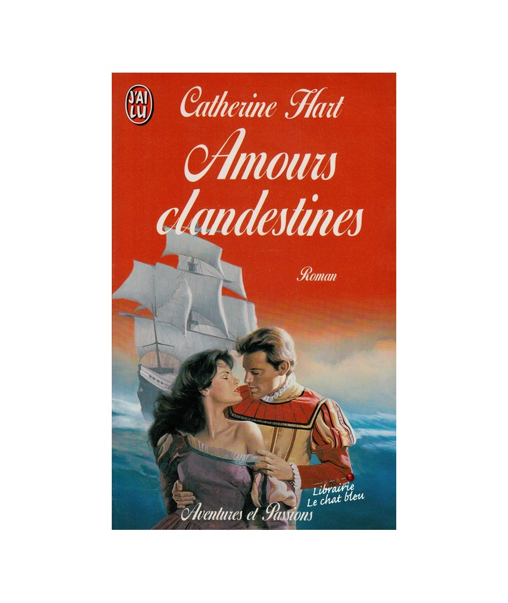 N° 4783 - Amours clandestines (Catherine Hart)