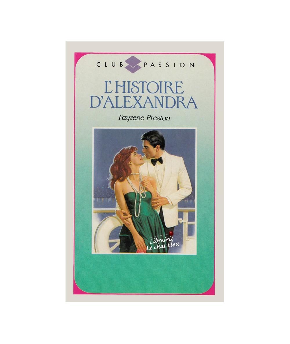 N° 67 - Les perles de Sharah I : L'histoire d'Alexandra (Fayrene Preston)