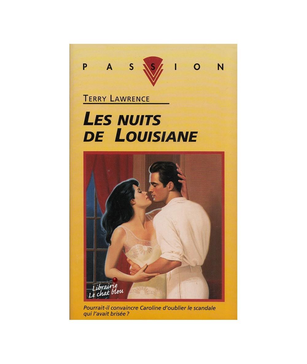 Les nuits de Louisiane (Terry Lawrence) - Passion N° 390