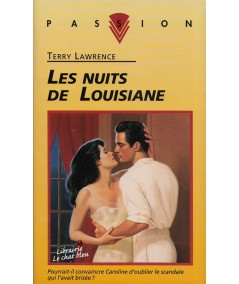 Les nuits de Louisiane (Terry Lawrence) - Passion N° 390