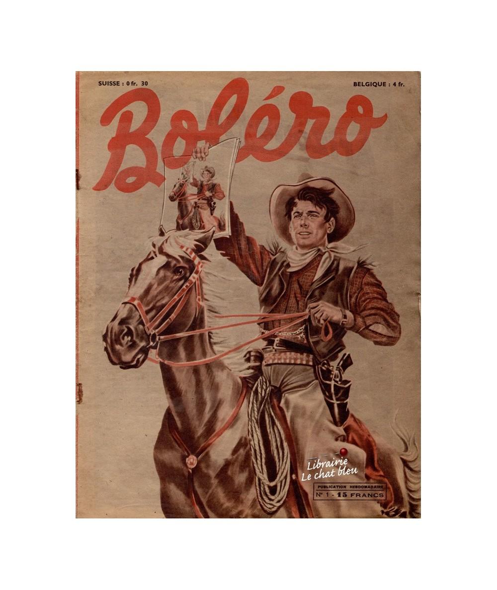 Boléro N° 1 paru en 1950