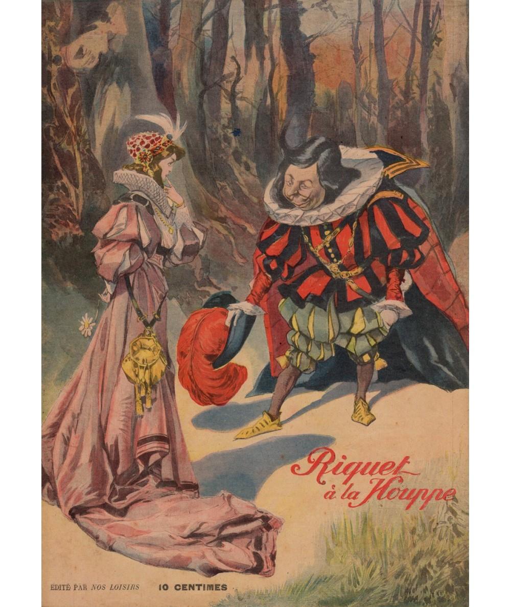 Riquet à la Houppe - Les beaux contes - Collection Nos Loisirs