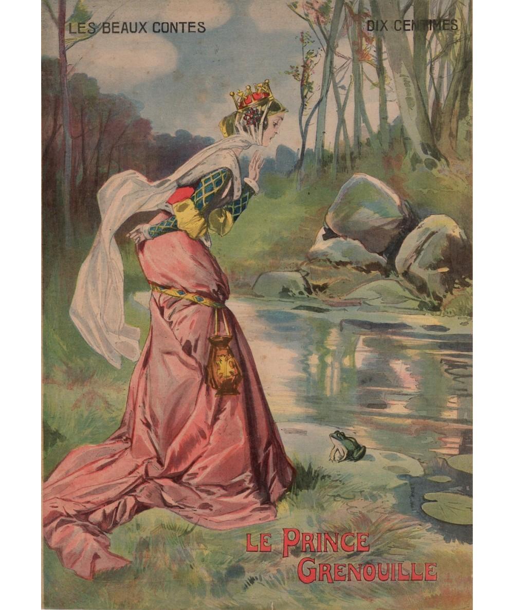 N° 6 - Le Prince Grenouille - Les beaux contes - Collection Nos Loisirs