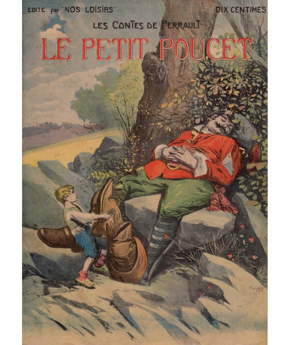 Le Petit Poucet - Les beaux contes - Collection Nos Loisirs
