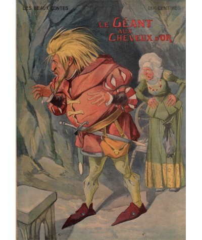 Le Géant aux Cheveux d'Or - Les beaux contes N° 13 - Collection Nos Loisirs