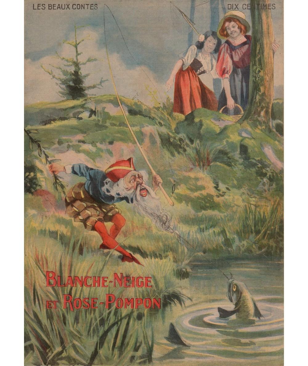 N° 20 - Blanche-Neige et Rose-Pompon - Les beaux contes - Collection Nos Loisirs