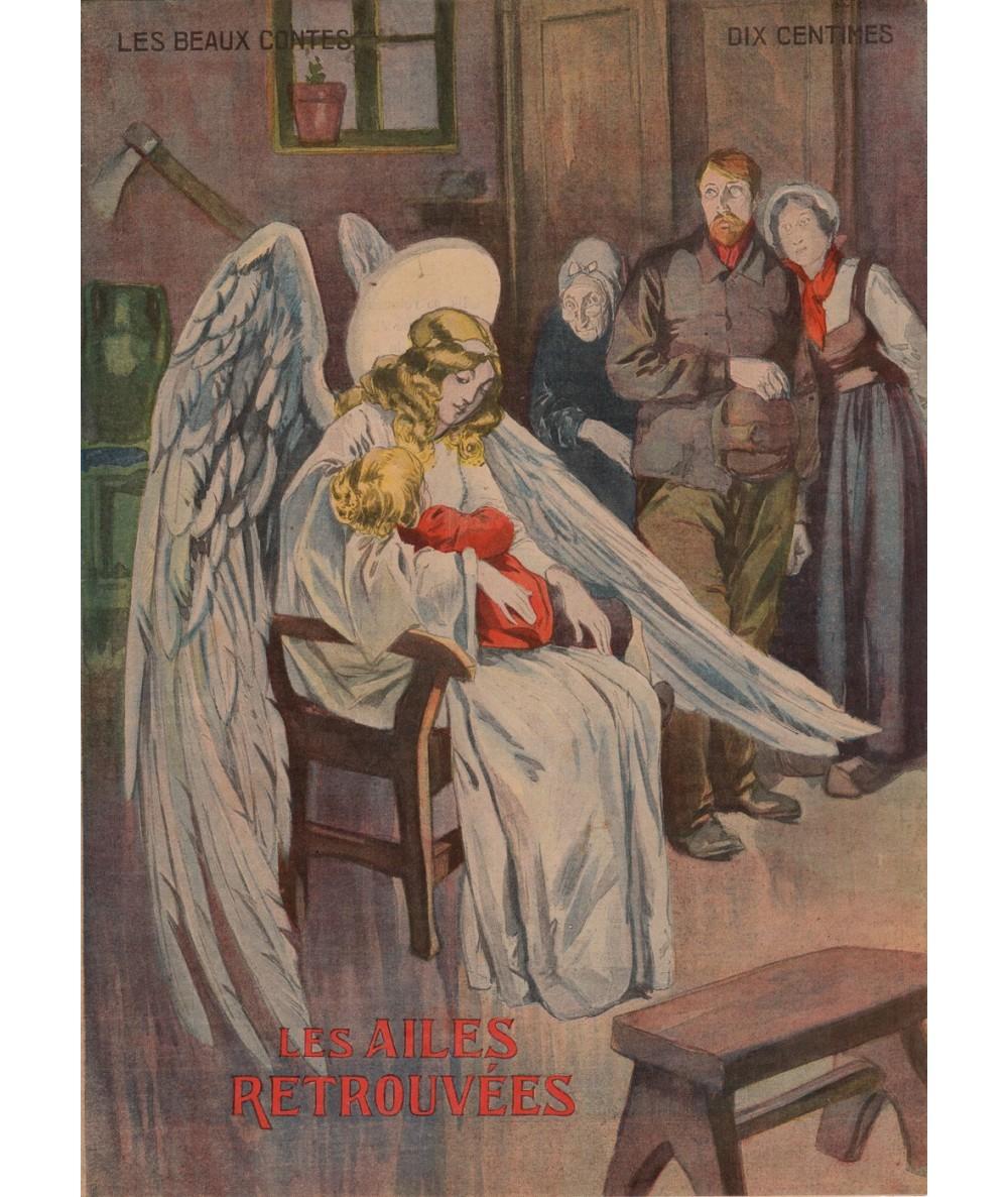 N° 21 - Les ailes retrouvées - Les beaux contes - Collection Nos Loisirs