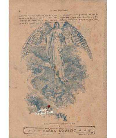 Les ailes retrouvées - Les beaux contes N° 21 - Collection Nos Loisirs