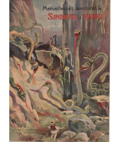 Merveilleuses Aventures de Sindbad le Marin (Partie I) - Les beaux contes - Collection Nos Loisirs