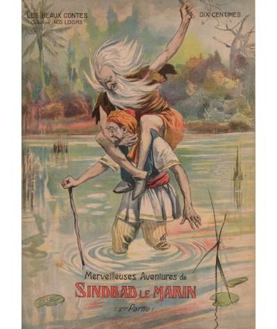 Merveilleuses Aventures de Sindbad le Marin (Partie II) - Les beaux contes - Collection Nos Loisirs