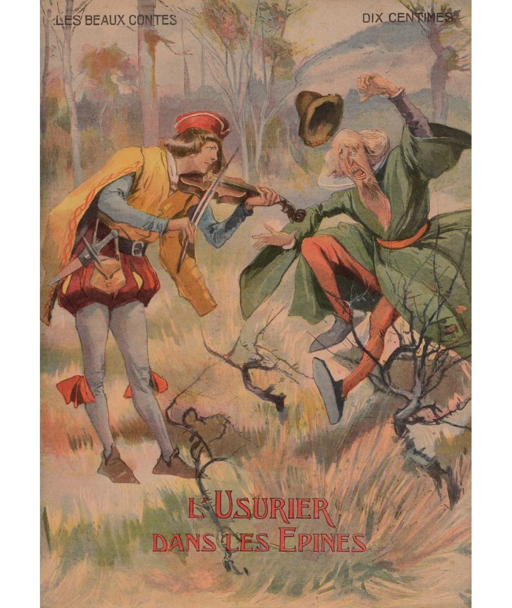 N° 10 - L'Usurier dans les Epines - Les beaux contes - Collection Nos Loisirs