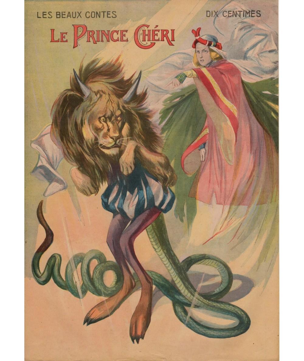 N° 5 - Le Prince Chéri - Les beaux contes - Collection Nos Loisirs
