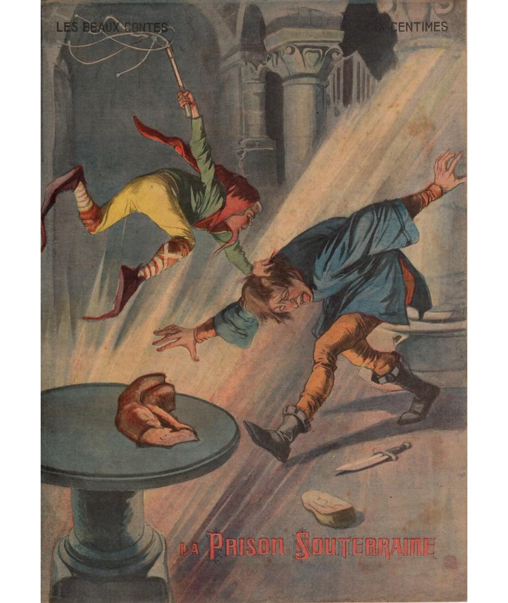 N° 17 - La Prison Souterraine - Les beaux contes - Collection Nos Loisirs