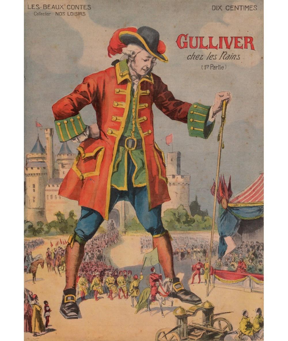 Gulliver chez les Nains (Partie I) - Les beaux contes - Collection Nos Loisirs