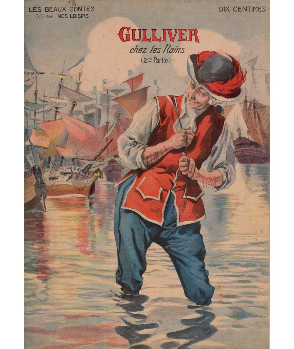 Gulliver chez les Nains (Partie II) - Les beaux contes - Collection Nos Loisirs