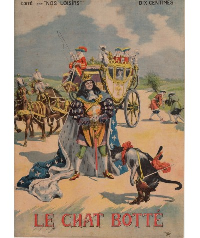 Le Chat Botté - Les beaux contes - Collection Nos Loisirs