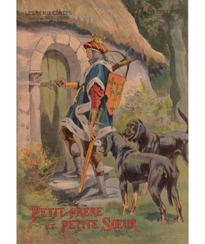 Petit Frère et Petite Soeur - Les beaux contes - Collection Nos Loisirs