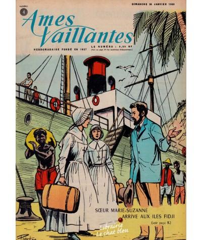 Revue Ames Vaillantes N° 4 paru en 1960