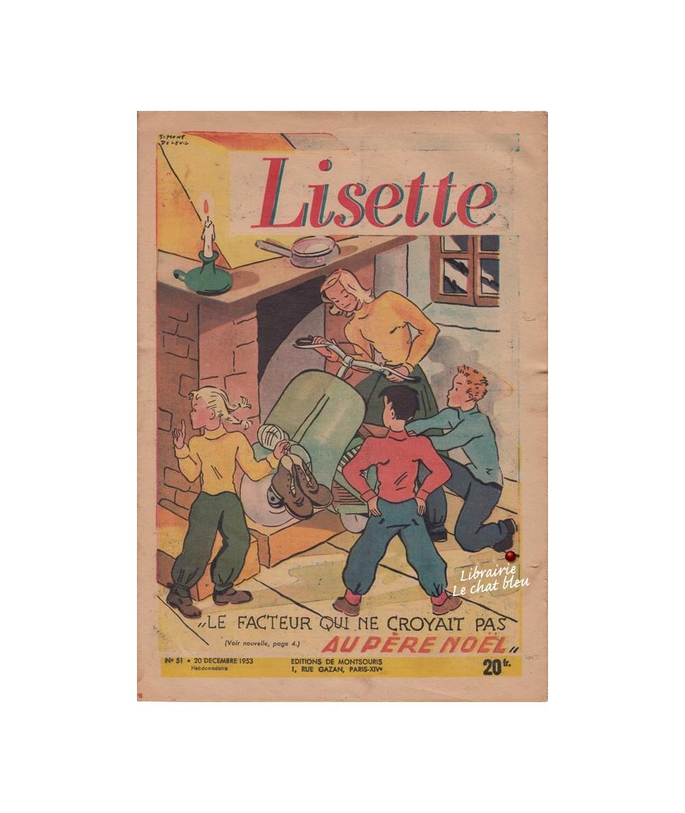 Lisette N° 51 - Année 1953