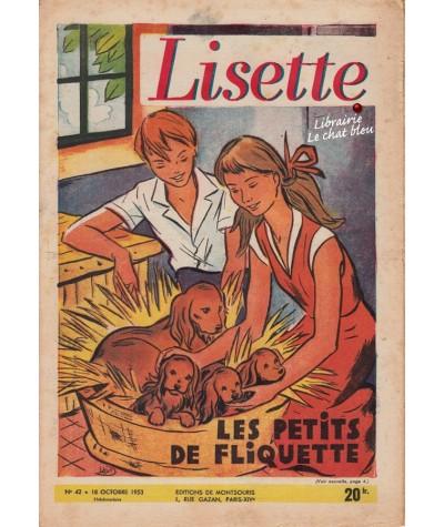 Revue Lisette N° 42 - Année 1953