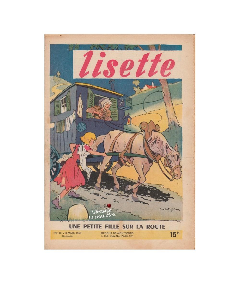 Lisette N° 10 - Année 1953