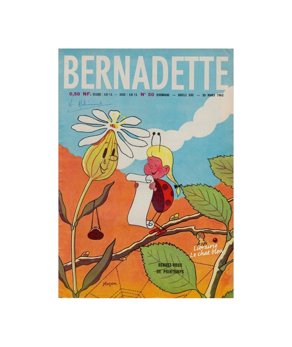 Bernadette N° 50 - Mars 1962
