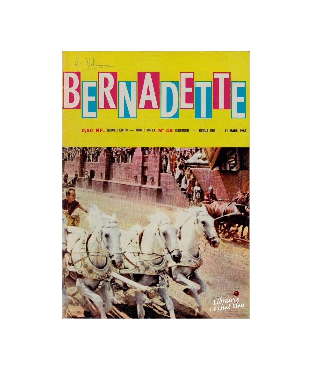 Bernadette n° 48 - Mars 1962