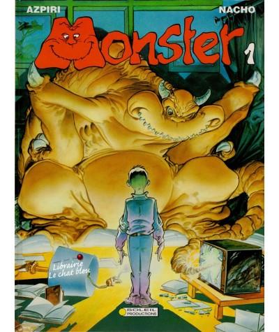 Tome 1. Mot : Monster (Azpiri, Nacho)
